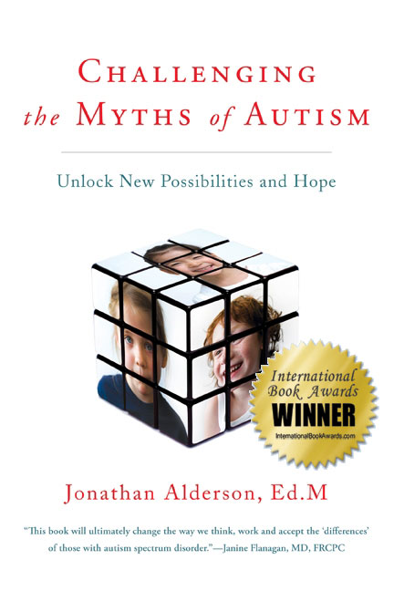Jonathan Alderson challenging the Myths of Autism